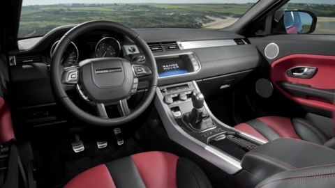 land rover evoque so british. Black Bedroom Furniture Sets. Home Design Ideas