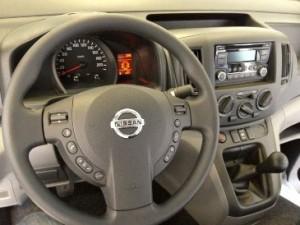 NV200 intérieur