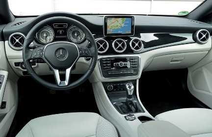 mercedes cla int rieur conseil car lease. Black Bedroom Furniture Sets. Home Design Ideas