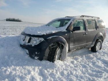 Pneus neige 4X4